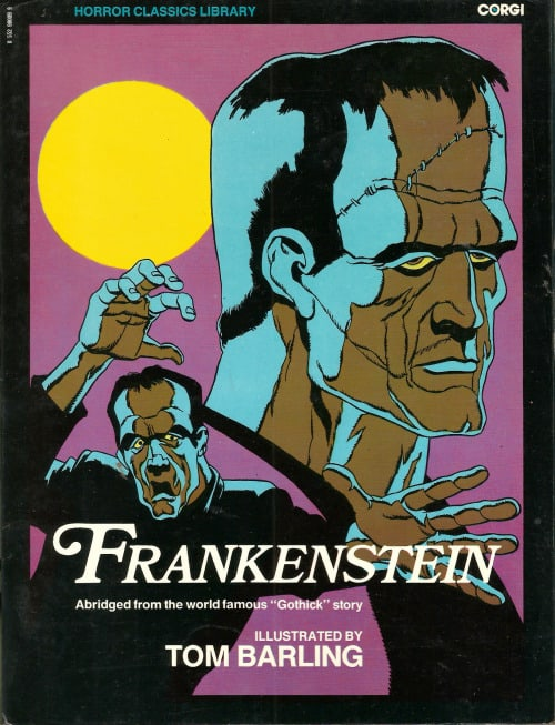 Frankenstein Tom Barling