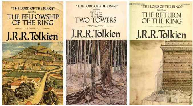 Lord of the Rings first golden age