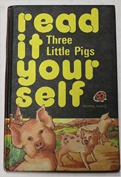 Three Little Pigs Read It Yourself