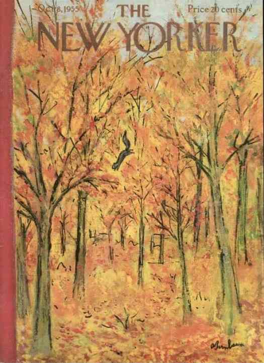 The New Yorker cover oct 8 1955