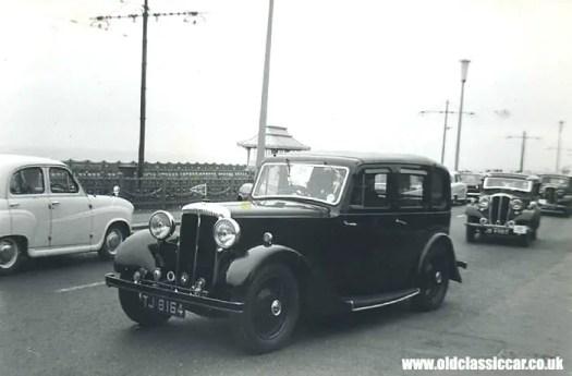 A mid 1930s Daimler 15