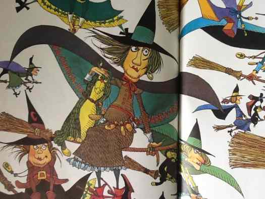 Barling's witches