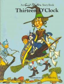 Thirteen O'Clock cover