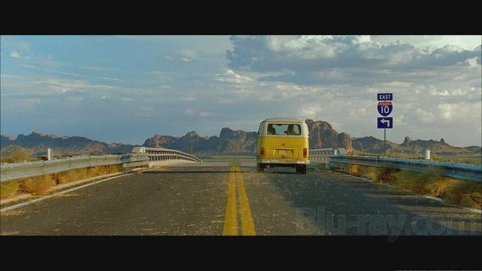 Little Miss Sunshine road