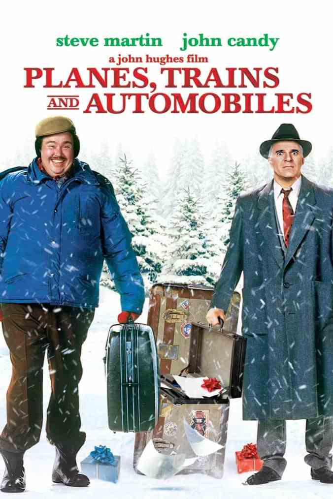 Planes Trains Automobiles Movie Poster