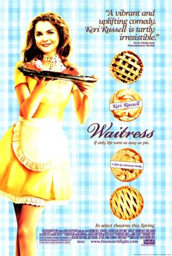 waitress film poster