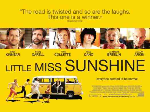 movie poster Little Miss Sunshine