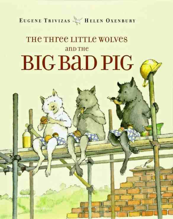 The Three Little Wolves older cover