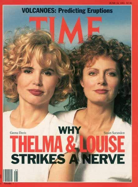 Why Thelma And Louise Strikes A Nerve