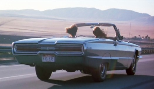 thelma and louise car