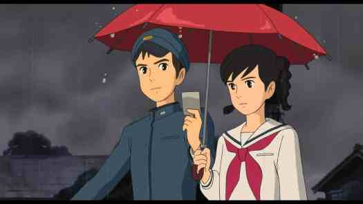 a scene from Goro Miyazaki's From Up On Poppy Hill