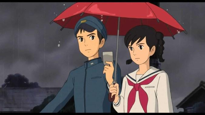 a scene from Goro Miyazaki's From Up On Poppy Hill