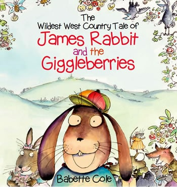 JamesRabbitAndTheGiggleBerries