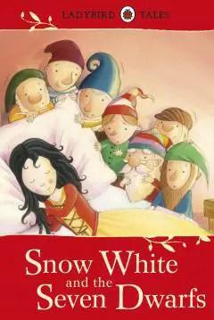 LB Ladybird Tales Snow White
