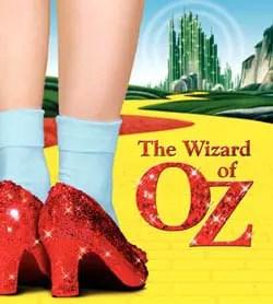Ruby Slippers Oz
