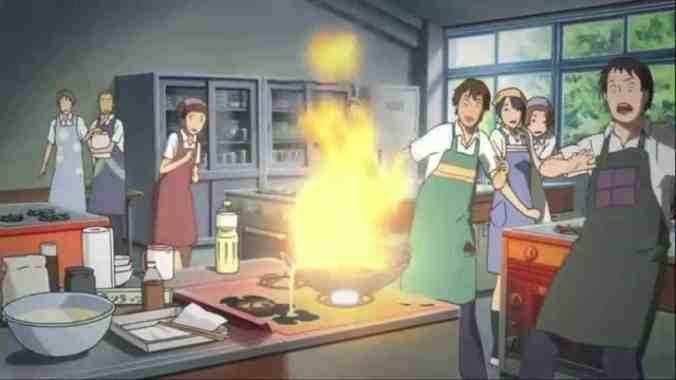 transferred fate in home economics in The Girl Who Leapt Through Time