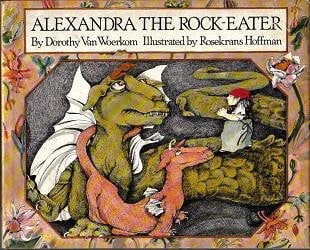 Alexandra The Rock Eater cover
