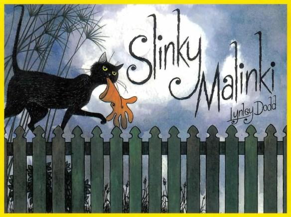 Slinky Malinki cover