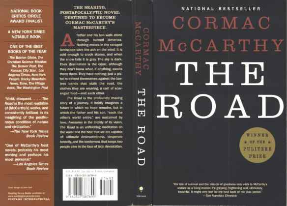 The Road front and back cover
