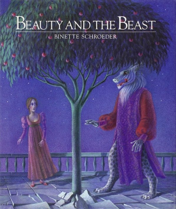 Beauty and the Beast front cover