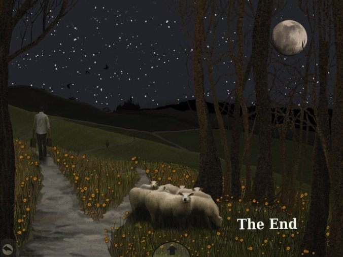 The Artifacts sheep moon