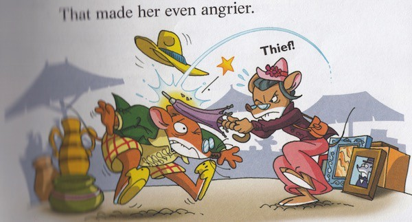From Geronimo Stilton The Mystery In Venice