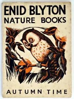 enid blyton nature books