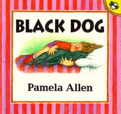 This picturebook from Pamela Allen is about a girl who actually neglects her dog, but learns not to by the end.