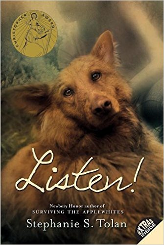 Though there's no girl on the cover (wouldn't want to alienate boy readers, now), this is about the relationship between a girl called Charley and her dog.