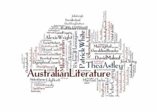Literary Map of Australia