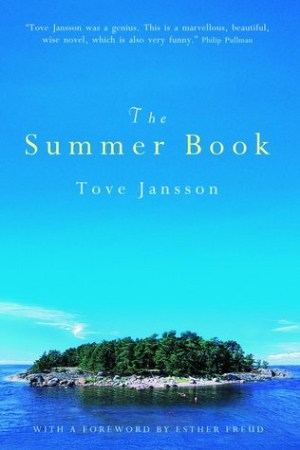 THE SUMMER BOOK Tove Jansson Finland author