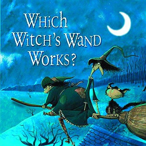 Which Witch's Wand Works cover