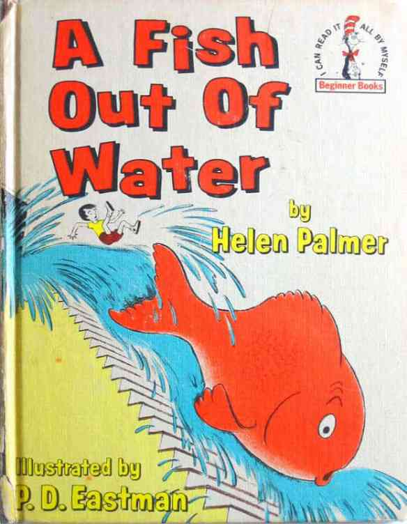 Picturebooks archives page 3 of 37 slap happy larry for A fish out of water book