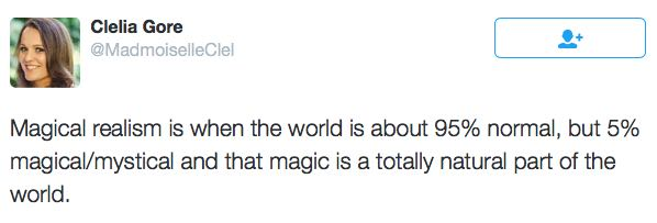 magical realism definition