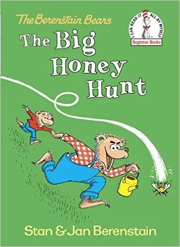 the big honey hunt cover