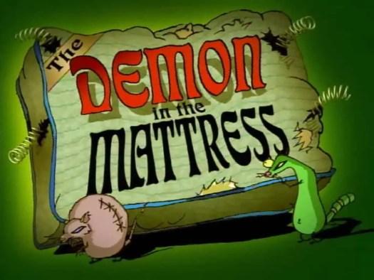 demon in the mattress