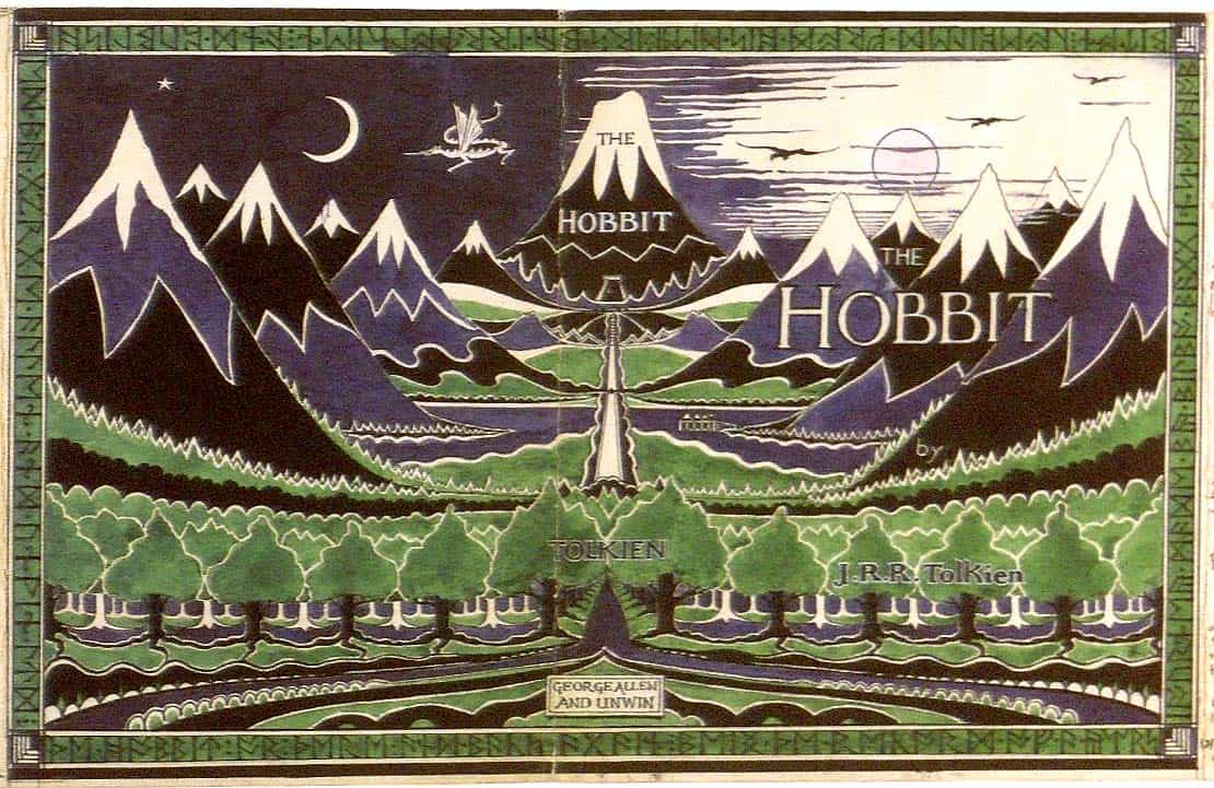 the hobbit full cover