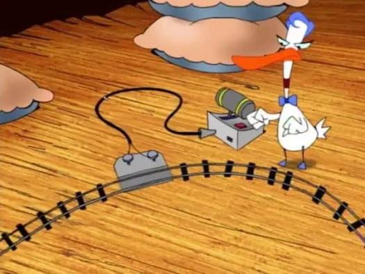 le-quack-train-track