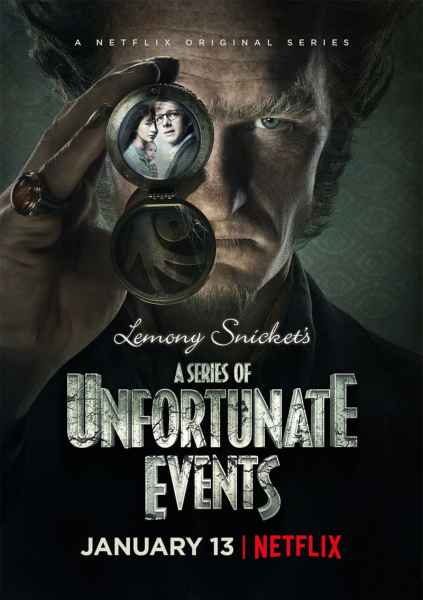 a series of unfortunate events movie poster