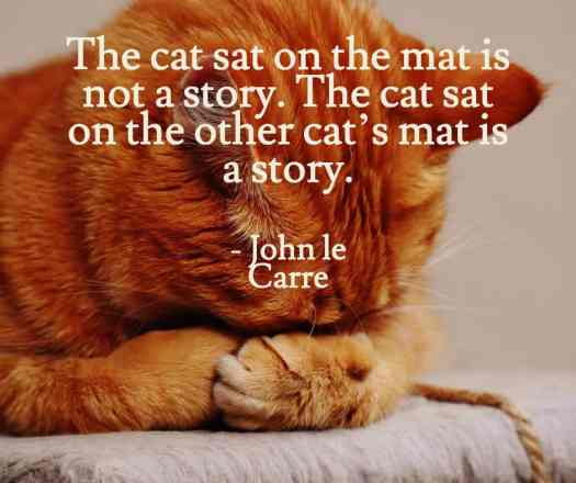 opponent fiction john le carre