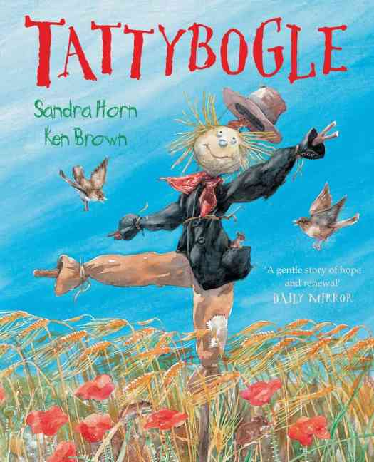 Tattybogle books about scarecrows