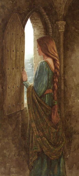 analysis of rapunzel grimm brothers