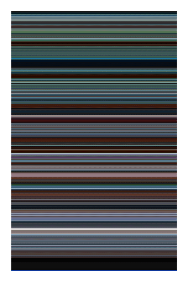 Brokeback Mountain movie colours
