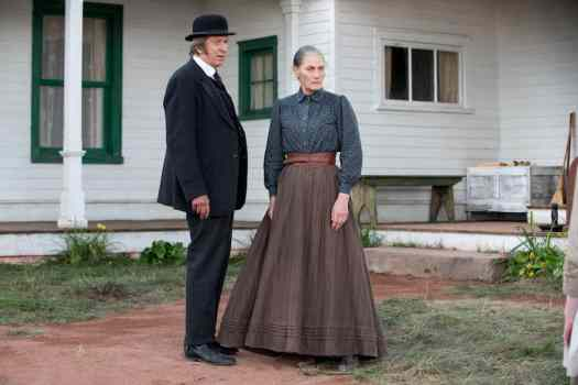 Anne Shirley arrives at Marilla and Matthew's Green Gables