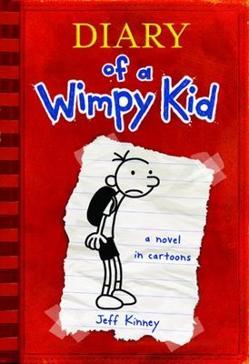 Diary Of A Wimpy Kid cover