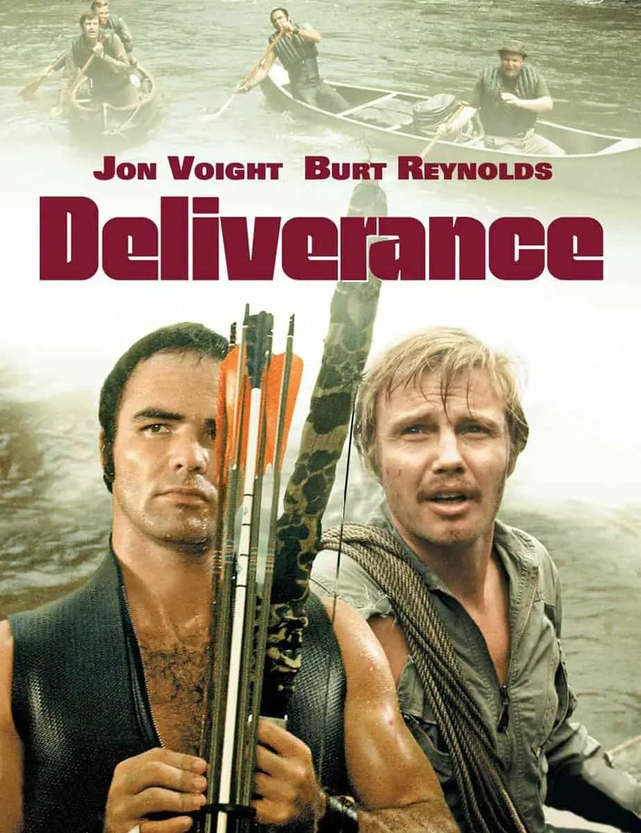 Deliverance Film Poster