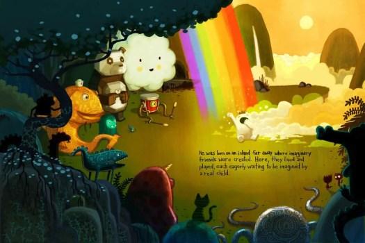 Beekle rainbow