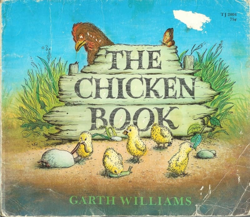 The Chicken Book cover