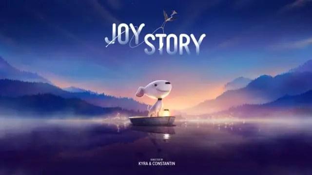 Joy Story movie poster