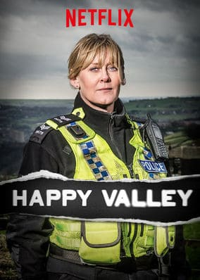 Happy Valley promotional poster
